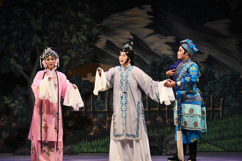 2017 Taichung Arts Festival-Twin Pagoda Trees Performed by Shintrun Taiwanese Opera Troupe