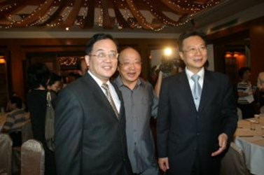 Mayor Hu and others invite all citizens to the Lu Gang Dragon Boat Festival Carnival (2006-05-23)