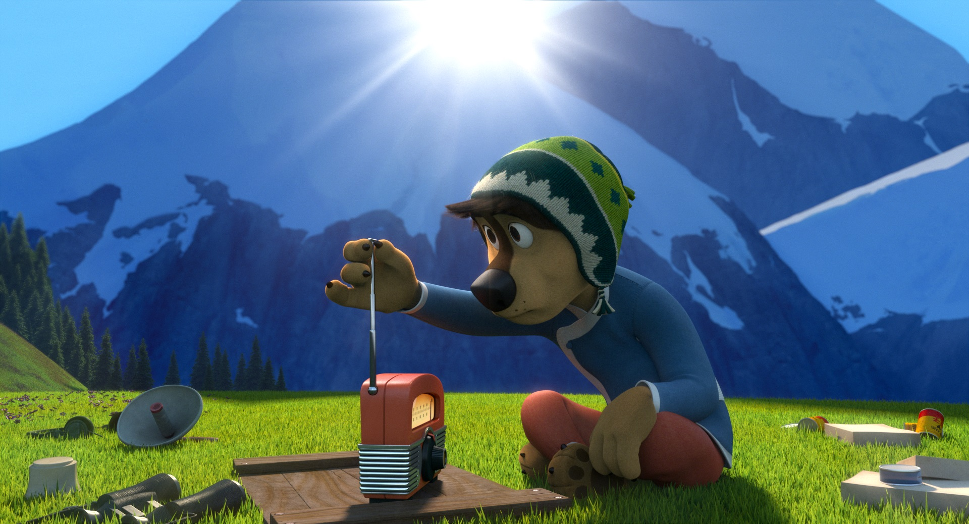 Animation films Rock Dog and Louise by the Shore Premier in Taiwan at the Taichung International Animation Festival (TIAF)