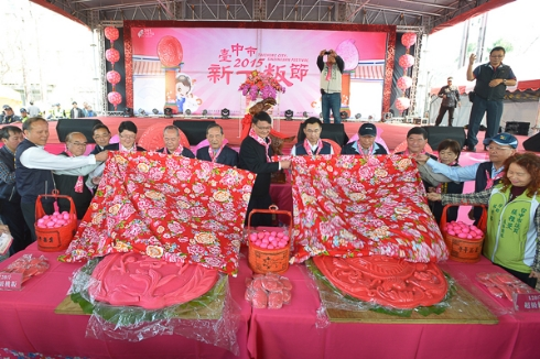 Dongshi New Ding Ban Festival