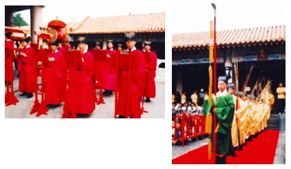 Photos and rituals of Confucian' Birthday Ceremony (2)