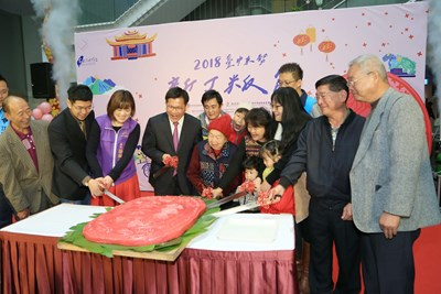 Mayor Lin Promotes Hakka Culture Experiences at 3/2 Dongshih Xin Ding Ban Festival